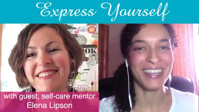 The Express Yourself Interview Series: Featuring Elena Lipson